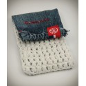 Etui Iphone Jean et crochet